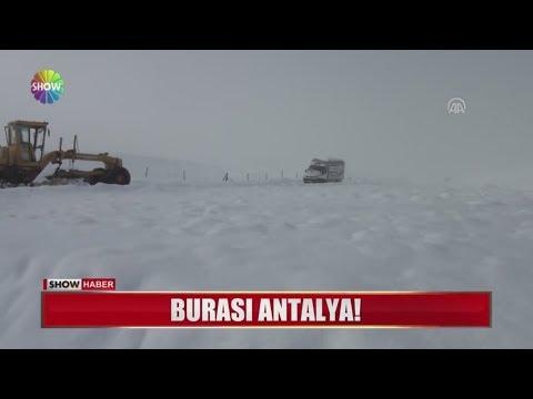 Burası Antalya!