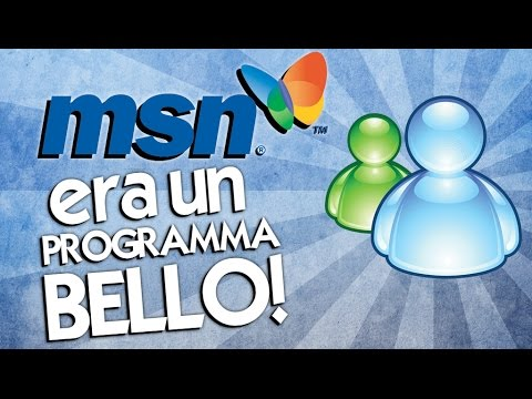 Msn ERA un programma bello!