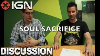 Soul Sacrifice - Possible Demon's Souls Sequel Coming to PS Vita?