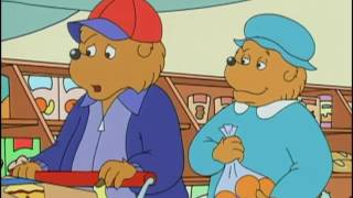 The Berenstain Bears  Too Much Junk Food Go to Camp   Ep 13