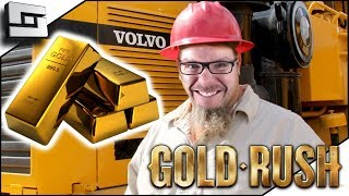 I'M A GOLD MINER! Gold Rush Gameplay Ep 1