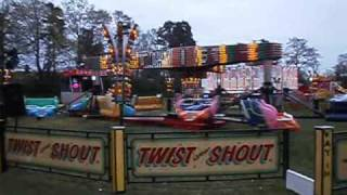 Twist & Flying Coaster - Burnett family (Headley Green Hampshire)