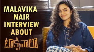 Malavika Nair Interview about Taxiwala Movie Success | Vijay Devarakonda  ,Priyanka Jawalkar