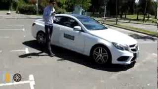 Test Mercedes-Benz Clase E 350 Coupé