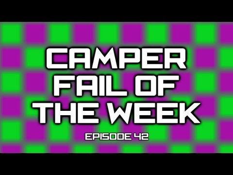 Camper Fail of the Week Episode 42 (Black Ops 2)