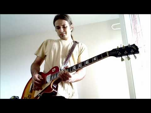 Led Zeppelin - Whole Lotta Love solo cover