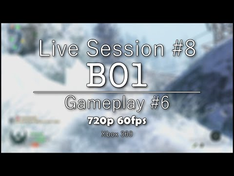 (BO1) Live Session #8 - Gameplay #6 - Summit - TDM (PT BR)