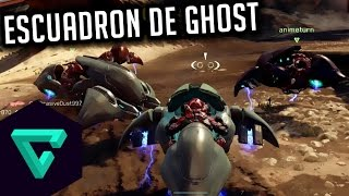 Halo 5: Guardians | El legendario escuadrón de Ghost - Warzone Gameplay