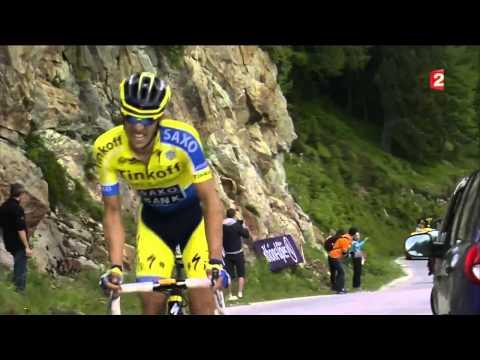 Alberto Contador 2014 Best of (until crash)