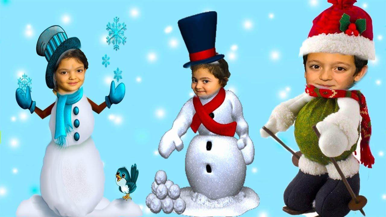 Snowman stream