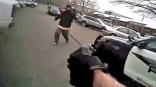 Bodycam Shows Bellingham Officer Shoot Man Armed With Knife