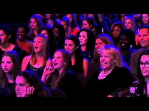 Rachel Butera  Female Impressionist Takes on Wanda Sykes and Others   America's Got Talent 2014