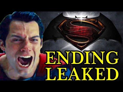 Batman v. Superman ending (SPOILERS!)