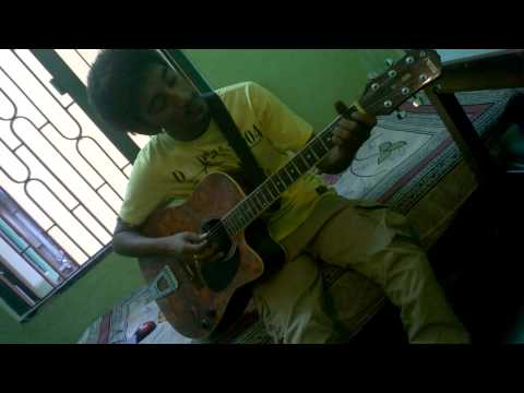 Rupam Islam - Beche Thakar Gaan (cover By Kingshuk Dhar) video
