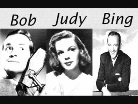 Goodnight Irene - Bob Hope, Judy Garland & Bing Crosby