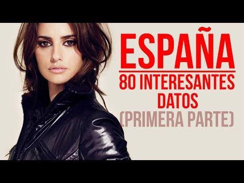 80 Datos INTERESANTES de España (1 Parte)
