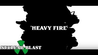 BLACK STAR RIDERS - Heavy Fire (lyric video)