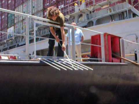 Anti Piracy Device Electrified Anti Climbing Device