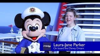 World of Cruising visits Disney Dream