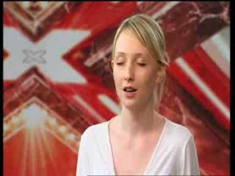 Amy Connelly has Cheryl Cole in tears on X Factor [HQ]