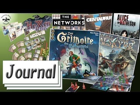 Spiele Journal 08.07.2016 News rund um Brettspiele, Comics, P&P und Tabletop