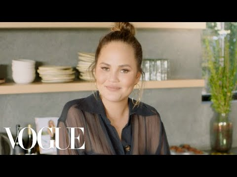 73 Questions With Chrissy Teigen | Vogue