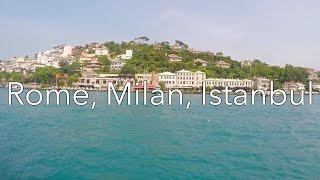 Italy and Turkey Trip!
