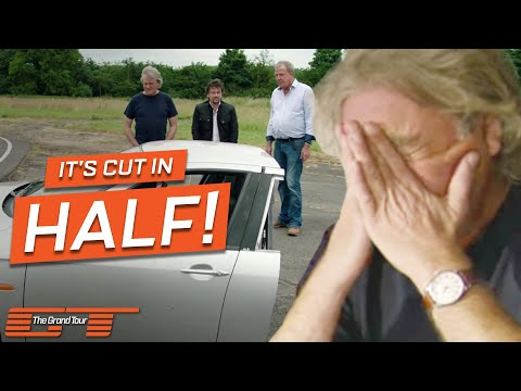 Making of The Grand Tour Season 2: Celebrities