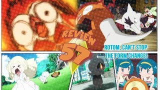 ☆HEY A MARSHADOW IN A ROTOM EPISODE!.....BECAUSE WYNAUT?!// Pokemon Sun & Moon Episode 57 Review☆