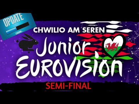 "MY TOP 11 OF WALES 'CHWILIO AM SEREN""   Junior Eurovision 2019"