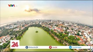 Hồ Gươm qua công nghệ 360 - Tin Tức VTV24