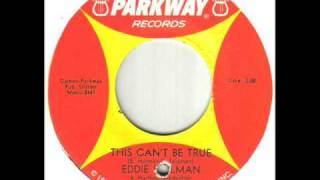 Watch Eddie Holman This Cant Be True video