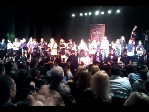 Orquestra Sinfônica de Cascavel 9 Anos