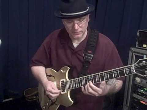 Chris Poland on playing over a simple progression