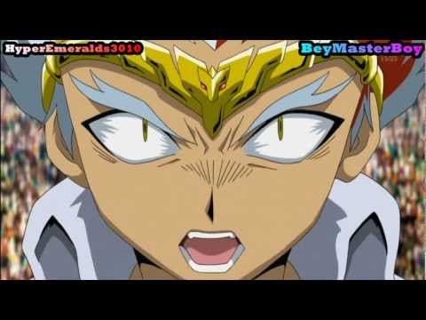 HD Beyblade AMV: Evil Beafowl vs Meteo L-Drago