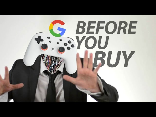 Google Stadia - Before You Buy thumbnail