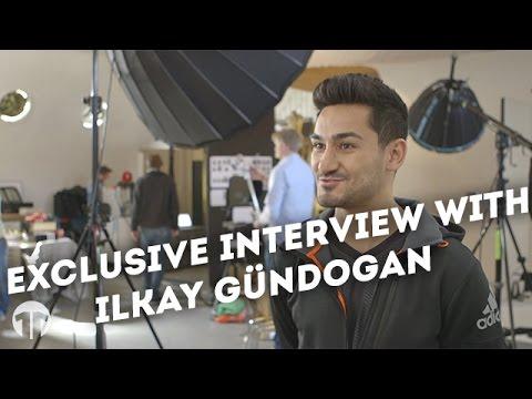 Exclusive Interview with Ilkay Gündogan