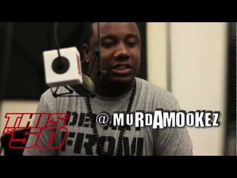 "MURDA MOOK ON THIS IS 50 RADIO W/ MAYA THE B FT. ""THE HYNAKEN"""
