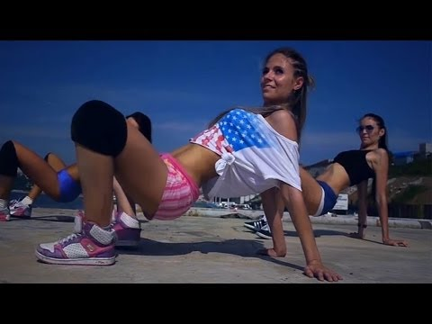 Dj Army -  Dance Time Power Girls 2014 video