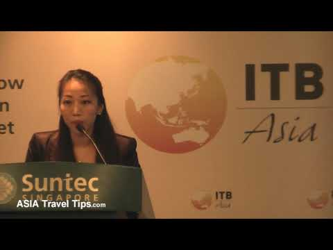Singapore Tourism Board - Press Conference @ ITB Asia 2009 - Part 2 of 4