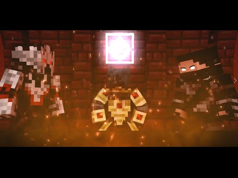"""Fight Back"" Minecraft Original Music Video"