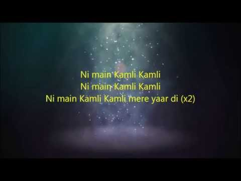 Kamli Kamli Dhoom 3 Full Song 2014 Hd 1080p Lyrics video