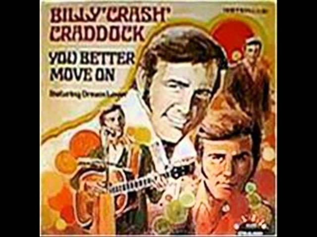 Rub It In - Billy Crash Craddock
