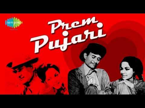 Rangeela Re Tere Rang Mein - Lata Mangeshkar - Prem Pujari 1970...
