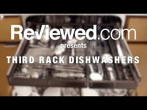 The Benefits and Disadvantages of a Third Rack Dishwasher