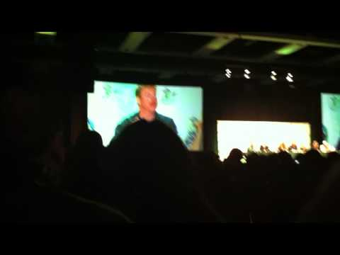 Voice Actors do the Star Wars Radio Play - Emerald City Comicon 2012 - Part 5