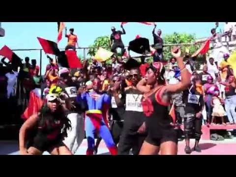 Power Surge Kanaval 2015 - Nap Manyen Yo, Feat. Frap La - Official video