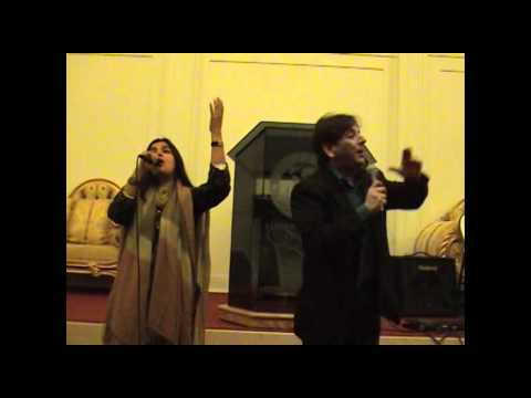 Ibadat Karo-anil Kant In Punjabi Church, New York video