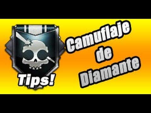 Black Ops 2: Como conseguir el camuflaje de oro (diamante) FACIL! | Tips para los Headshots!!