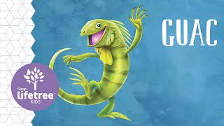 Guac the Iguana | Buzzly's Buddies | Shipwrecked VBS